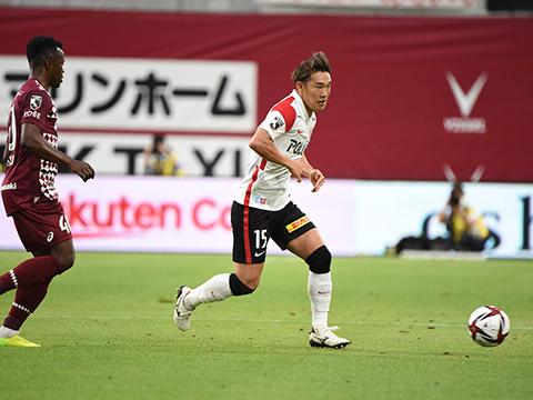 J.LEAGUE YBC Levain CUP Play-off Stage 1st leg vs Vissel Kobe(Result)