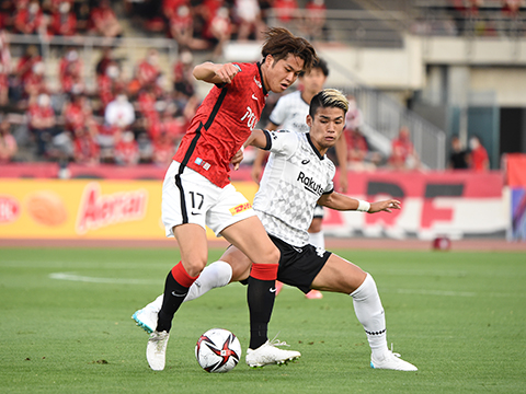 J.LEAGUE YBC Levain CUP Play-off Stage 2nd leg vs Vissel Kobe(Result)