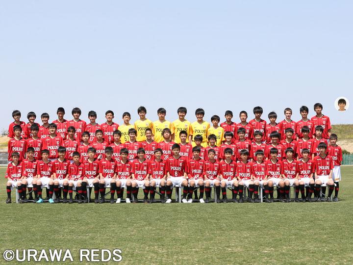 ジュニアユースチーム : 浦和レ...
