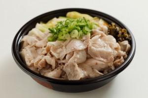 東京豚丼 700円