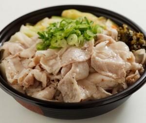 ネオ屋台村 東京豚丼_700円