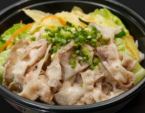 トウキョウドゥ 豚丼_700円