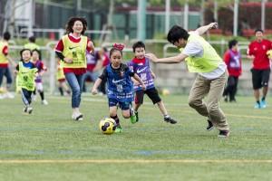 親子ハートフルサッカー