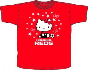 【UR】KITTYコラボTシャツ