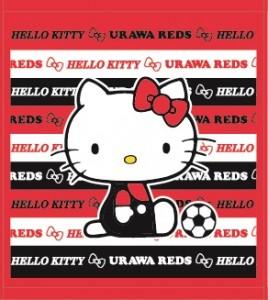 【UR】KITTYハンドタオル