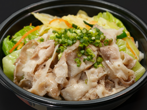 トウキョウドゥ豚丼-700円
