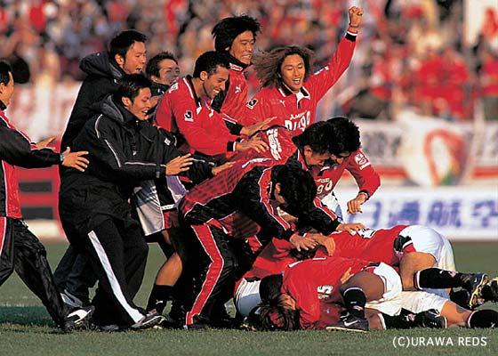 2000年のJリーグカップ