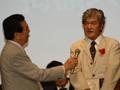 第3回日本サッカー殿堂、掲額式典