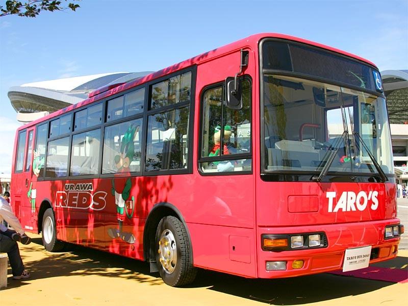 タローズバス、浦和美園線を運行開始!