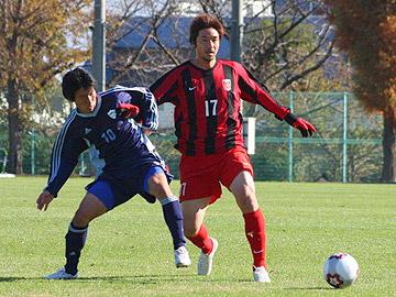 トレーニングマッチ vs青山学院大学