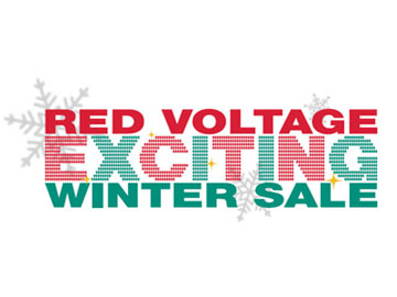 RED VOLTAGE EXCITING WINTER SALE 開催(12/18まで)