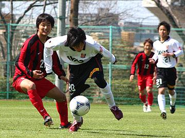 トレーニングマッチ vs浦和レッズユース