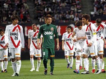 Jリーグ第3節vsコンサドーレ札幌