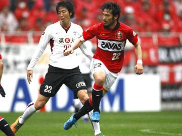 vs神戸「阿部復帰後初ゴール、ホーム完封勝利を飾る」