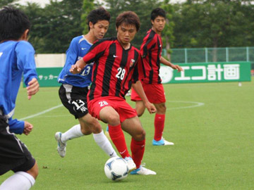 トレーニングマッチ vs平成国際大学