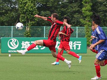 トレーニングマッチ vs横浜F・マリノス