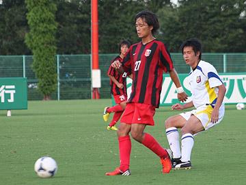 トレーニングマッチ vs慶應義塾大学