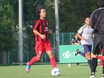 トレーニングマッチ vs栃木SC