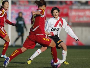 皇后杯準決勝 vsINAC神戸レオネッサ