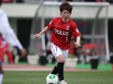 なでしこリーグ2013 開幕戦、第1節vsスペランツァFC大阪高槻