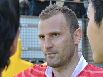 デスポトビッチ選手、契約満了のお知らせ