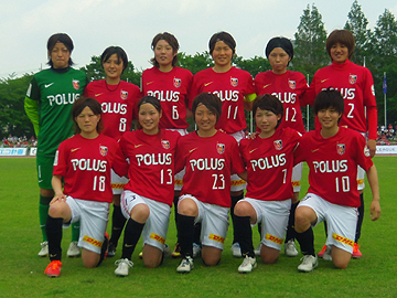 レディース vs スペランツァFC大阪高槻