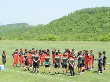北海道キャンプ終了、チームは無事さいたまに