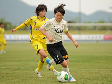 レディース、リーグカップ第2節 vsFC吉備国際大学Charme
