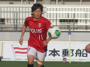 プレナスなでしこリーグカップ 第7節 vs FC吉備国際大学Charme