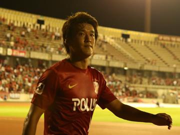 阪野豊史「ゴールを決めて、チームの勝利に貢献する」