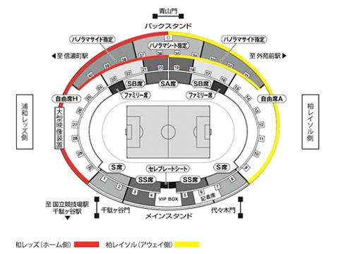 ヤマザキナビスコカップFINAL vs柏レイソル