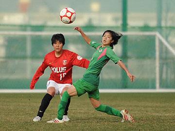 レディースユース、JOCジュニアオリンピックカップ 第17回全日本女子ユースサッカー選手権大会 準優勝