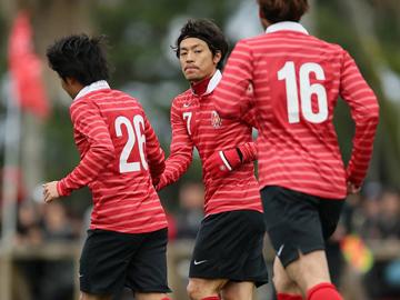 トレーニングマッチ vsジュビロ磐田