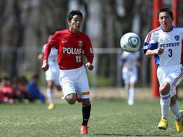 関東ユース(U-15)サッカーリーグ第4節 試合結果