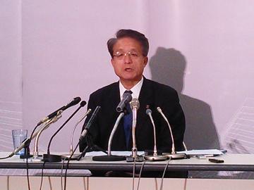 サガン鳥栖戦の出来事について 淵田代表による記者会見