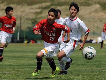 関東ユース(U-15)サッカーリーグ 第6節 試合結果