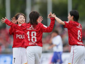 プレナスなでしこリーグ2014レギュラーシリーズ第4節 vs FC吉備国際大学Charme