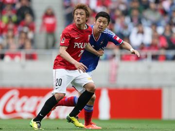 Jリーグ vs横浜F・マリノス