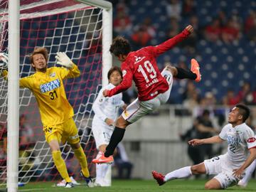 Jリーグヤマザキナビスコカップ vs徳島ヴォルティス