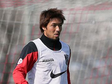 永田充「積極的に持ち上がり、サイドチェンジの良いボールを入れていきたい」
