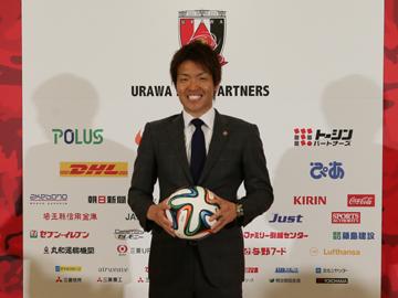 西川周作、ワールドカップ本大会への抱負を語る