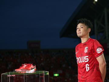 山田暢久、埼スタでの引退試合、至福の時を過ごす