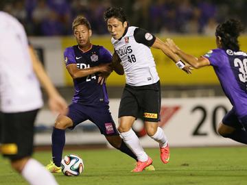 ヤマザキナビスコカップ準々決勝第1戦 vsサンフレッチェ広島