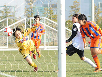 JOCジュニアオリンピックカップ 第18回全日本女子ユースサッカー選手権大会2回戦 試合結果