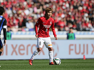 FUJI XEROX SUPERCUP 2015 vsガンバ大阪 試合結果