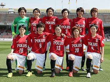 プレナスなでしこリーグ1部レギュラーシリーズ第1節 vs INAC神戸レオネッサ 試合結果