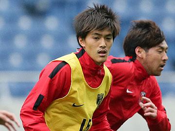 高木俊幸「ホームでレッズ初ゴールを決めたい」
