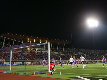 1stステージ 第8節 vs甲府 アウェイで完封勝利を飾り、リーグ戦3連勝