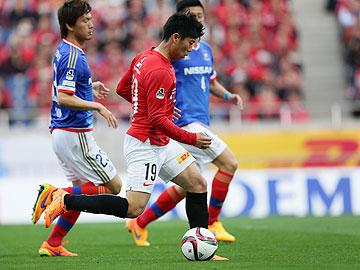 明治安田生命J1リーグ 1stステージ 第6節 vs横浜F・マリノス 試合結果