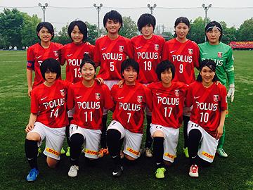 第21回 関東女子サッカーリーグ1部 前期リーグ第4節 試合結果